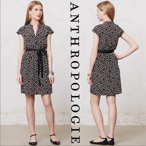 Maeve Anthro Odilia Sunglass Print Dress M